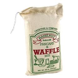 Hazelnut Buttermilk Pancake And Waffle Mix